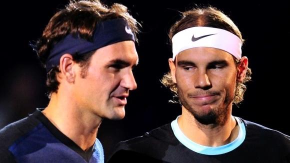 Надал готов да се съревновава с Федерер за 1-вото място