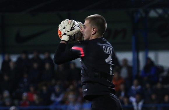 Пламен Илиев не допусна гол срещу украинци в Лига Еворпа