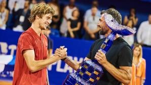 Рубльов спечели първи турнир на АТР