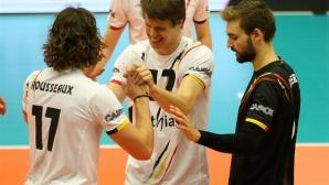 Белгия обърна Естония и ще играе на Мондиал 2018 в Италия и България (видео + снимки)
