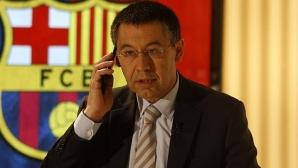 В Каталуня: Подпалиха телефоните, но всички чакат Ней да каже нещо