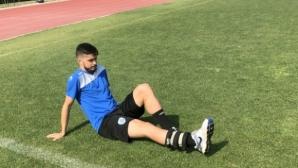 Александров, Божилов и Сукуп на линия за мача с Дунав, Витиня още не е готов