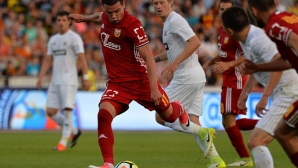 Мишо Александров и Арсенал с първа победа за сезона