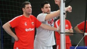 Пламен Константинов повика още един волейболист в националния отбор