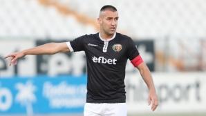 Клуб от Първа лига не иска Камбуров в редиците си