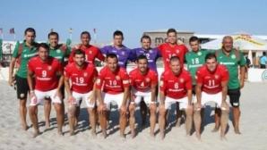 Националите на България ще участват в ЕВРОлигата по плажен футбол