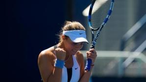 Вики Томова с първа голяма победа