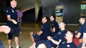 Сърбия започна подготовка за Евроволей 2017 със 17 волейболисти