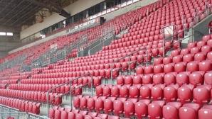 Лудогорец излиза на стадион в пустинята, струващ 125 милиона лева