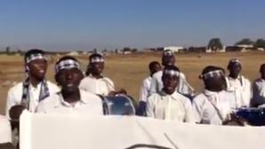 ПАОК се хвали с фенове от Замбия