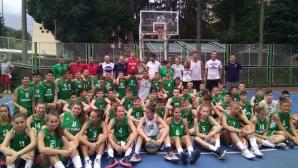Везенков и Минчев надъхаха участниците в Националния камп на БФБ