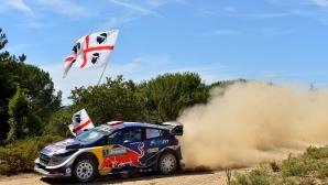 M-Sport искат да задържат Ожие във WRC