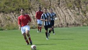 Юношите на Локо (Пловдив) се класираха на финала в Говедарци след победа над канадци