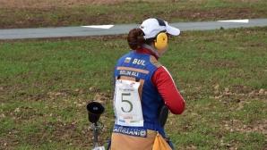 Българката Селин Али се класира на престижното 5-о място на Европейския шампионат в Баку