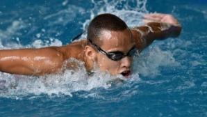 Вижте в каква звездна компания ще плува Антъни Иванов във финала на 200 м бътерфлай на световното
