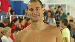 Николов: Плуването ми беше едно от най-тежките