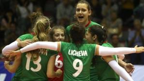 България на полуфинал на Евроволей 2017 (видео + снимки)