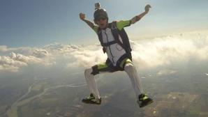 27-годишен парашутист се самоуби