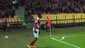 Сенегалец реже Барселона заради Рен