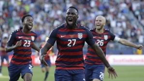 """САЩ спечели """"Голд Къп"""" за шести път"""