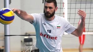 Волейболистите летят от Варна до Истанбул за мачове с Иран и Турция