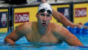 Титлата на 200 метра съчетано отново отиде в Чейз Калис (видео)