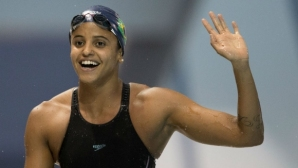 Бразилка над всички на финала на 50 метра гръб в Будапеща