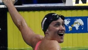 Мирея Белмонте отново е номер 1 на 200 метра бътерфлай