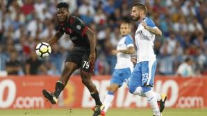 Университатя Крайова - Милан 0:0, гледайте тук