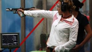 Бронз за Мария Гроздева на европейското, Бонева остана на крачка от медалите