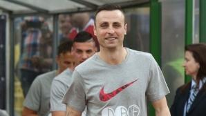 Бербатов може да се завърне в Лига 1, твърдят във Франция