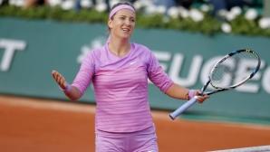 Обрат: Азаренка се отказа от турнира в Станфорд