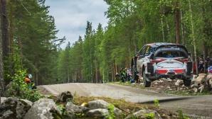 Новак във WRC поведе на рали Финландия (видео)