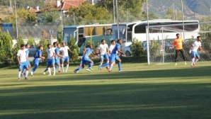 Бандата със 75 минути при победа над шампиона на Туркменистан