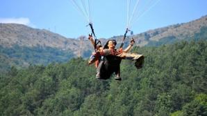 """Фестивалът за безмоторно летене """"Въздухария"""" се завръща"""