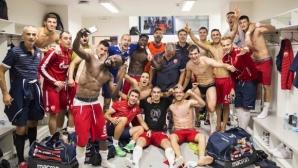 Милан Борян се закани на Лудогорец, иска ги в плейофите на Лига Европа