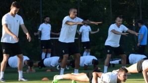 Асен Георгиев започна подготовка с Локо (Пловдив)
