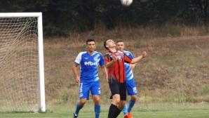 Карнобат представи деветима нови, загря за Трета лига с победа