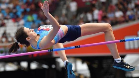 Ласицкене донесе първа световна титла на руските атлети в Лондон