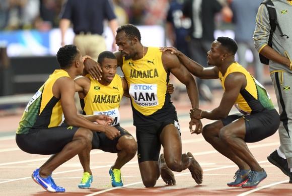 От Ямайка скочиха на организаторите в Лондон