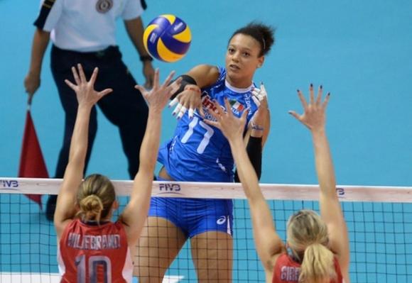 Италия върна Валентина Диуф в националния отбор