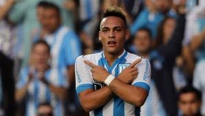 Мадридските грандове в спор за аржентински талант