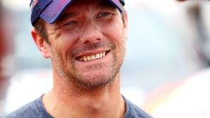 Льоб остана впечатлен от теста със Citroen във WRC (видео)