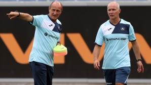 """Левски бави трансфер, чака """"да"""" от Делио Роси"""