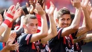 Ксамакс вкара 21 гола в един мач в Швейцария