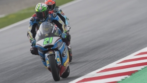 Седма победа за Франко Морбидели в Moto2 за 2017-а