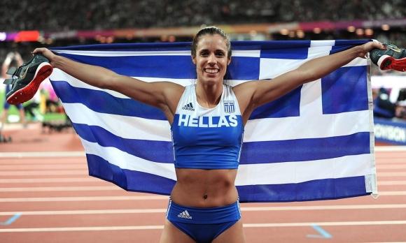 Стефаниди пред Sportal.bg: Готова съм да скачам над 5 метра