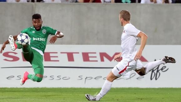 Лудогорец с огромна крачка към Лига Европа в дебюта на Херо (видео+галерия)