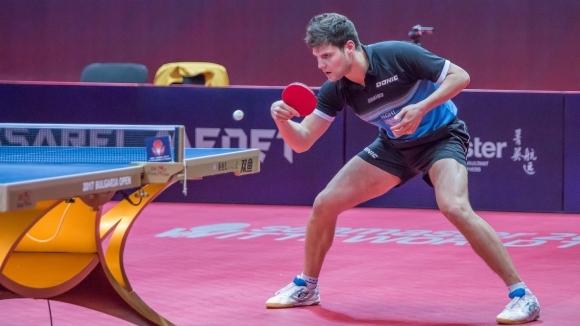 Четвъртият в света Димитрий Овчаров напредва безапелационно към финалите в Панагюрище