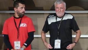 Симеон Райков и Асен Георгиев влязоха в групата на Локомотив (Пловдив) за мача с Витоша